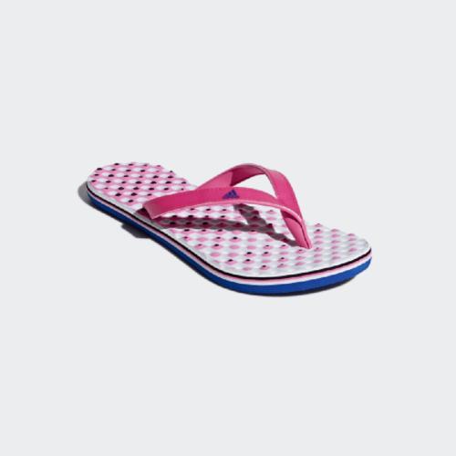 Adidas  Eezay Dots Flip Flops Pink SlapiCG3552 De Vara
