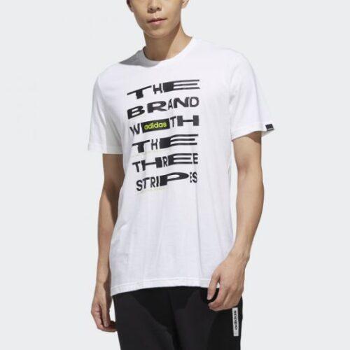Adidas tricou barbati FM6281 Imbracaminte de Prezentare